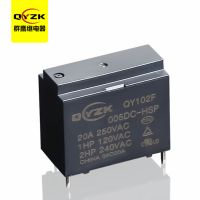 12V 20A小型繼電器-QY102F-P